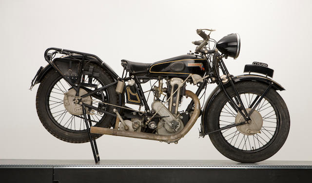 1930 Styl'son 350cc Blackburne Engine no. CS1639