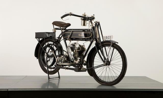 1921 Peugeot Project,