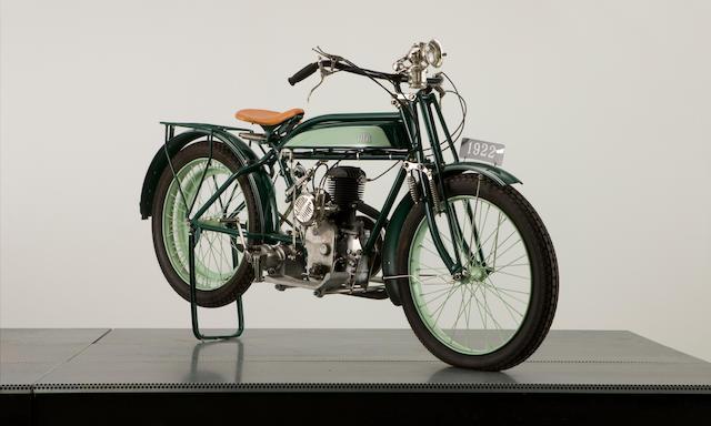 c.1925 D.F.R 250cc Engine no. 5543