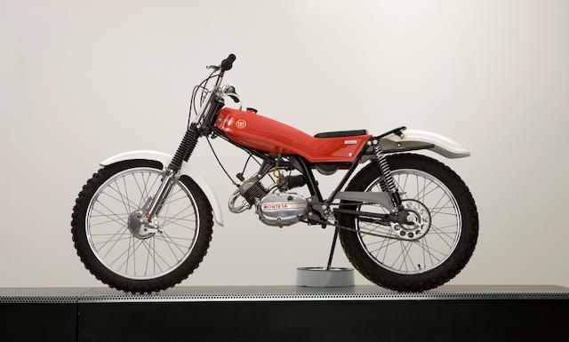 Montesa Trials C0TA 49,