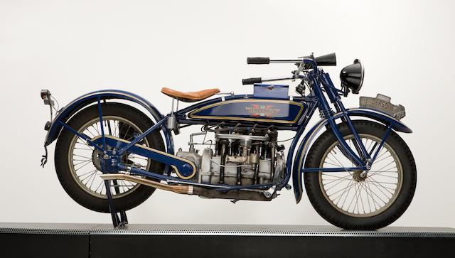 c.1920 Henderson Model K Four Engine no. 2858