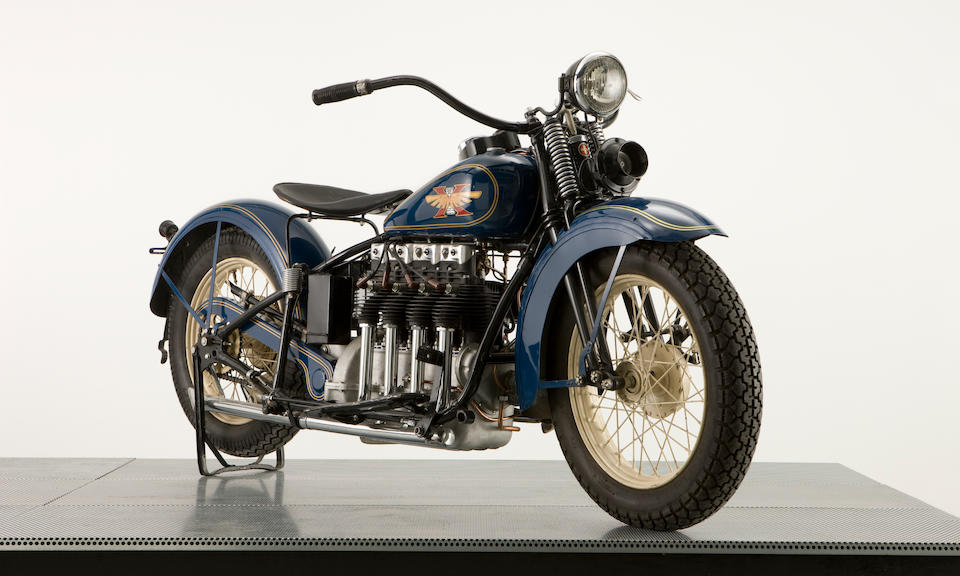 1931 Henderson 1,301cc KJ Four Engine no. KJ 30694