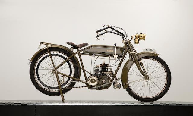 1914 The Vindec Two stroke,