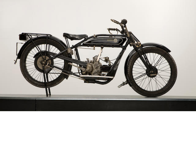 c.1924 Wanderer 194cc Two stroke, Unrestored,