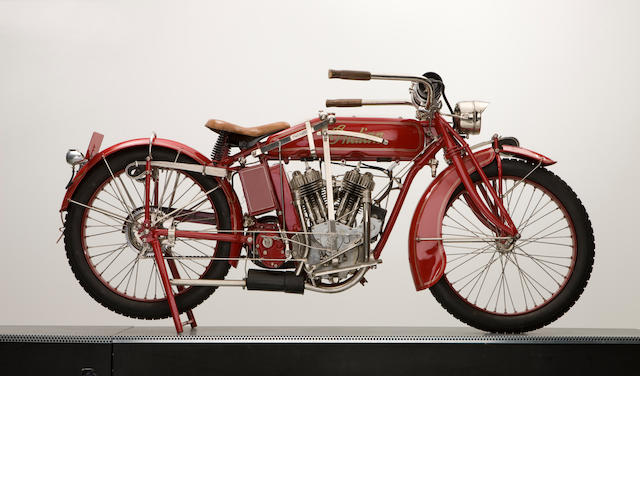 1917 Indian Powerplus   Sidecar