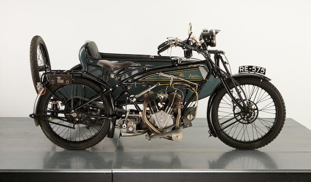 1920 ACME Combination V-twin, JAP engine