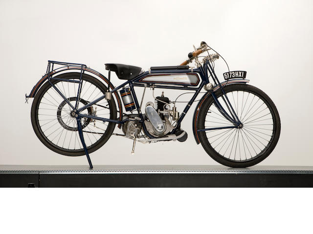 1925/26 Automoto Two stroke