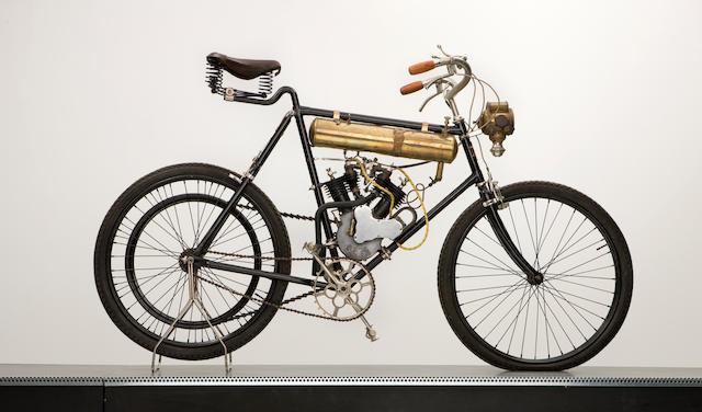 1913 Griffon 350 V-twin