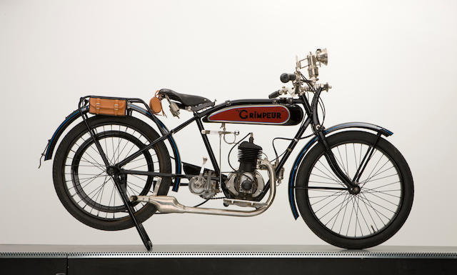 c.1923 Le Grimpeur Lightweight Two stroke