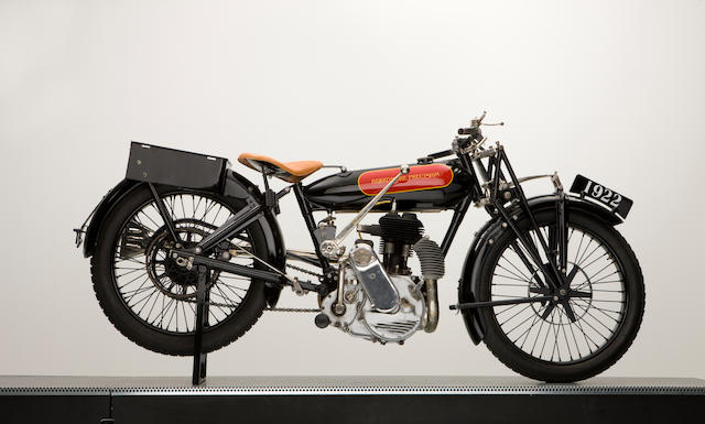 1922 Beardmore Precision 500 - Incomplete