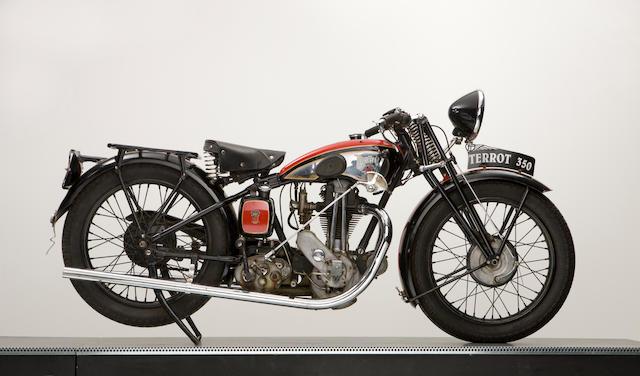 1934 Terrot 350 OHV