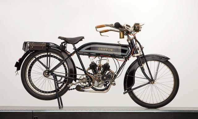 c.1912 Griffon V-twin 500cc