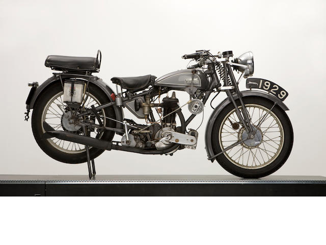 1929 Standard 600cc MTT2 side valve single
