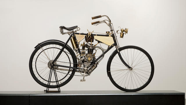 c.1905 Diamant 180cc 1½ hp Frame no. 19