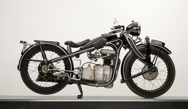 1935 BMW 198cc R2 Frame no. P92836 Engine no. 10583