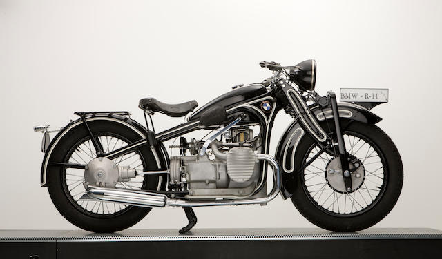 1934 BMW 735cc R11 Frame no. P9370 Engine no. 72674