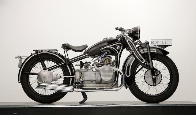 1934 BMW R11 730cc,
