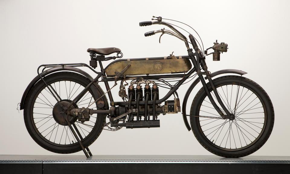 1911 FN 498cc Four Engine no. 51069