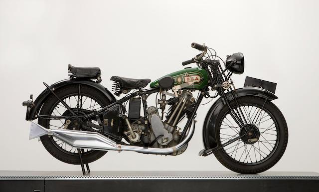 1929 BSA Sloper