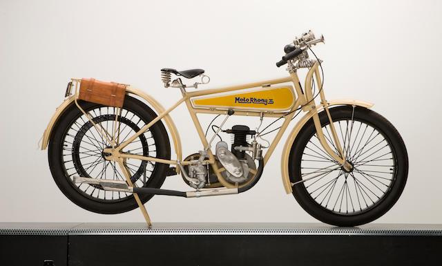 c.1926 Moto Rhony'x Two stroke Lightweight (Gnome et Rhone)