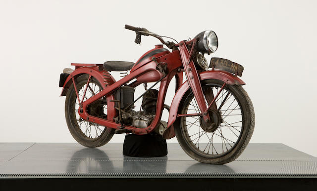 1934 CZ 175cc Lightweight (see text) Engine no. 103546