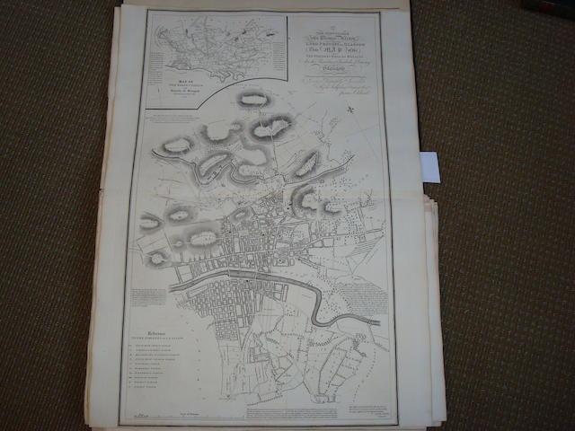 MAPS - SCOTLAND TOWN ATLAS [WOOD (JOHN) Town Atlas of Scotland]