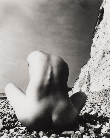 Bill Brandt, East Sussex, 1977, printed later, framed