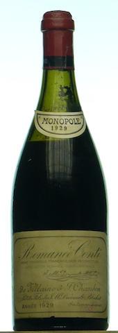 Romanée-Conti 1929 (1)