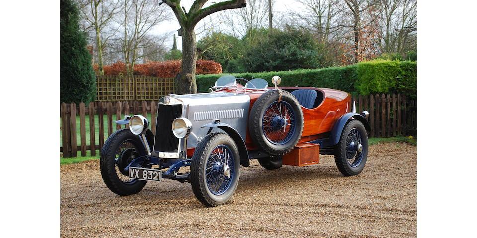 1930 Lea Francis W-Type,