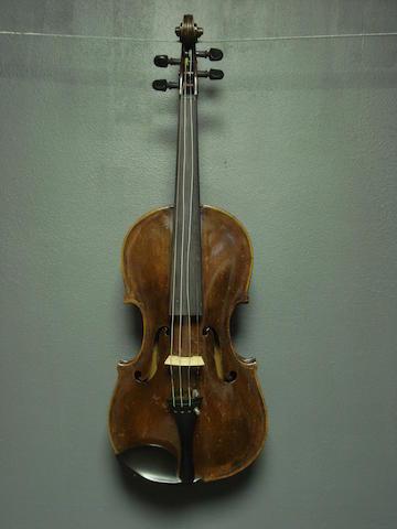 A Violin of the German School, circa 1800 (1)