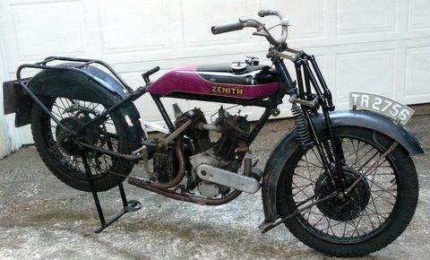 1926-27 Zenith 680,