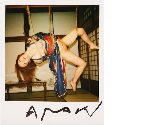 Nobuyoshi Araki (Japanese, born 1940) Untitled,