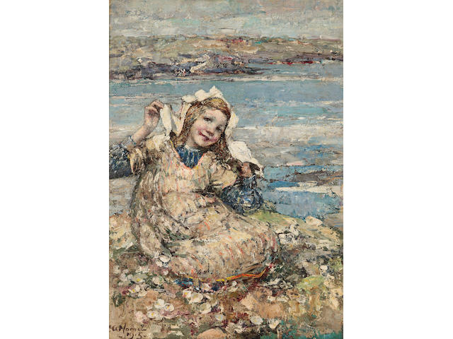 Edward Atkinson Hornel (British, 1864-1933)