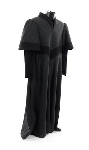 Guard cloak A Time Lord full length tunic,