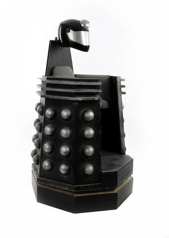 Dalek Battle Chair,