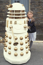 Remembrance of the Daleks, October 1988 An Imperial Dalek (Mk 2),