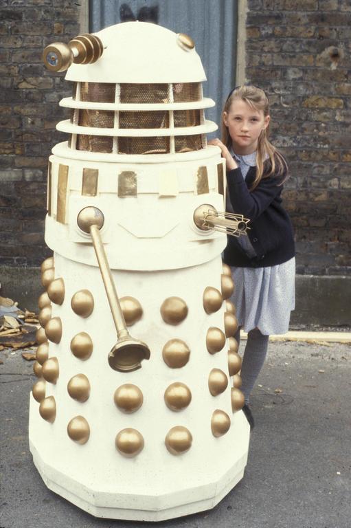 Remembrance of the Daleks, October 1988 An Imperial Dalek (Mk 2),