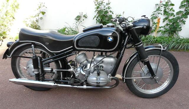 1954 BMW 594cc R68,