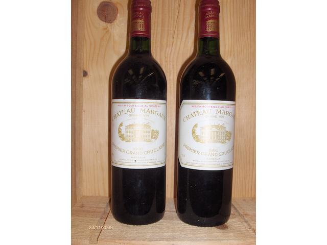 Chateau Margaux 1990 (2)