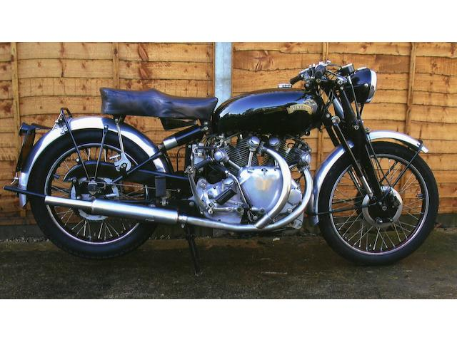 1950 Vincent Rapide 998cc Series 'C',