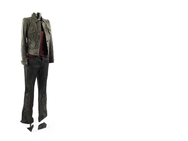 The Doctor's Daughter, May 2008 Martha Jones (Freema Agyeman), a complete broken down costume,3