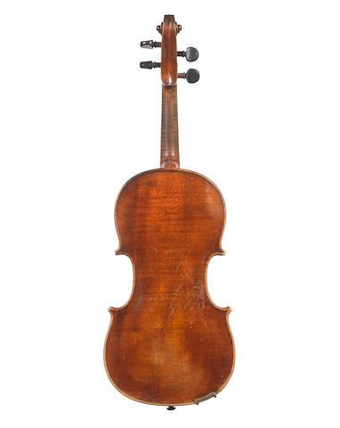 A Violin of the Ficker School circa 1790 (4)