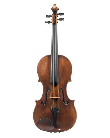 An Italian Violin attributed to Nicolas Amati, Cremona (2)
