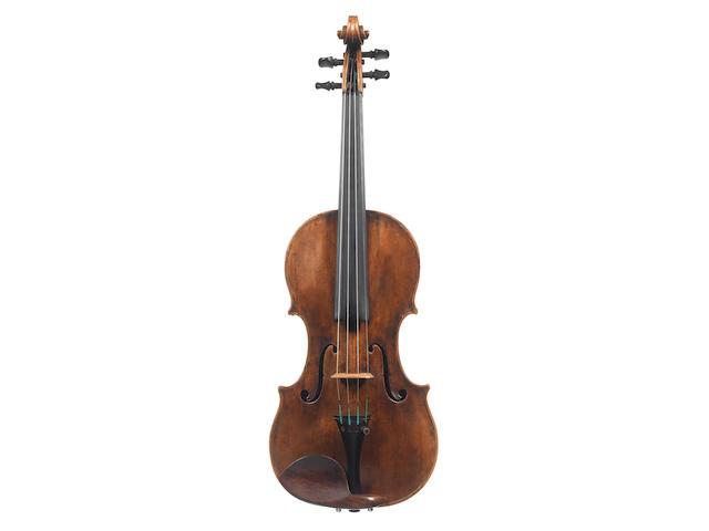 An Italian Violin attributed to Nicolas Amati, Cremona Circa 1660 (2)