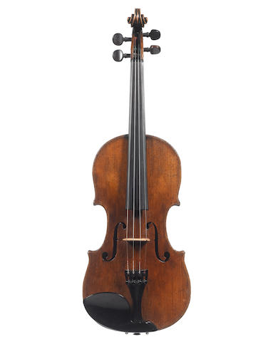 A Scottish Violin of the Hardie School, circa 1810 (2)