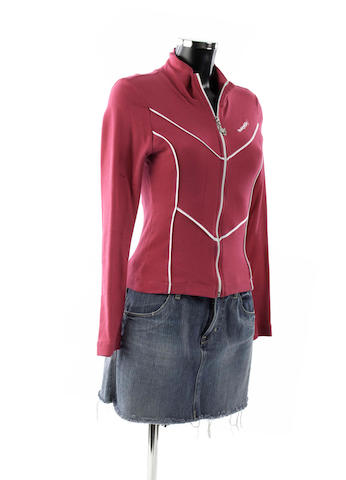 Boom Town, June 2005 Rose Tyler (Billie Piper), a two piece outfit,