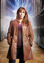 Journey's End, July 2008 Donna Noble (Catherine Tate), a stunt/ wire work complete costume, comprising; 4