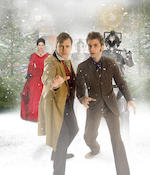 The Next Doctor, December 2008 Jackson Lake (David Morrissey), a complete costume, comprising;7