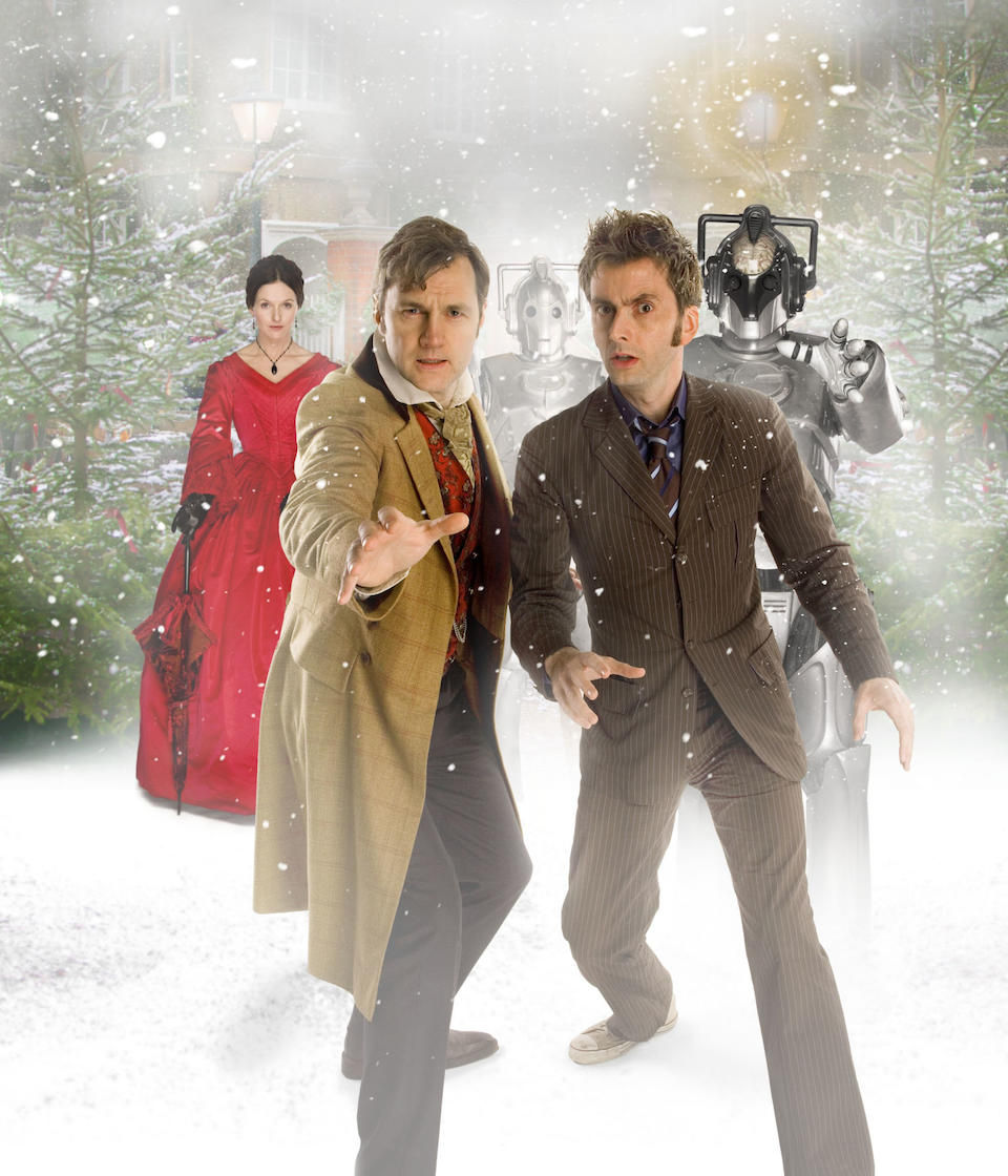 The Next Doctor, December 2008 Jackson Lake (David Morrissey), a complete costume, comprising; 7