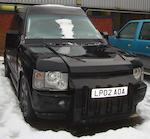 Torchwood, 2006 - 2009 The Torchwood SUV - 2002 Range Rover, Registration No: LP02 OAO